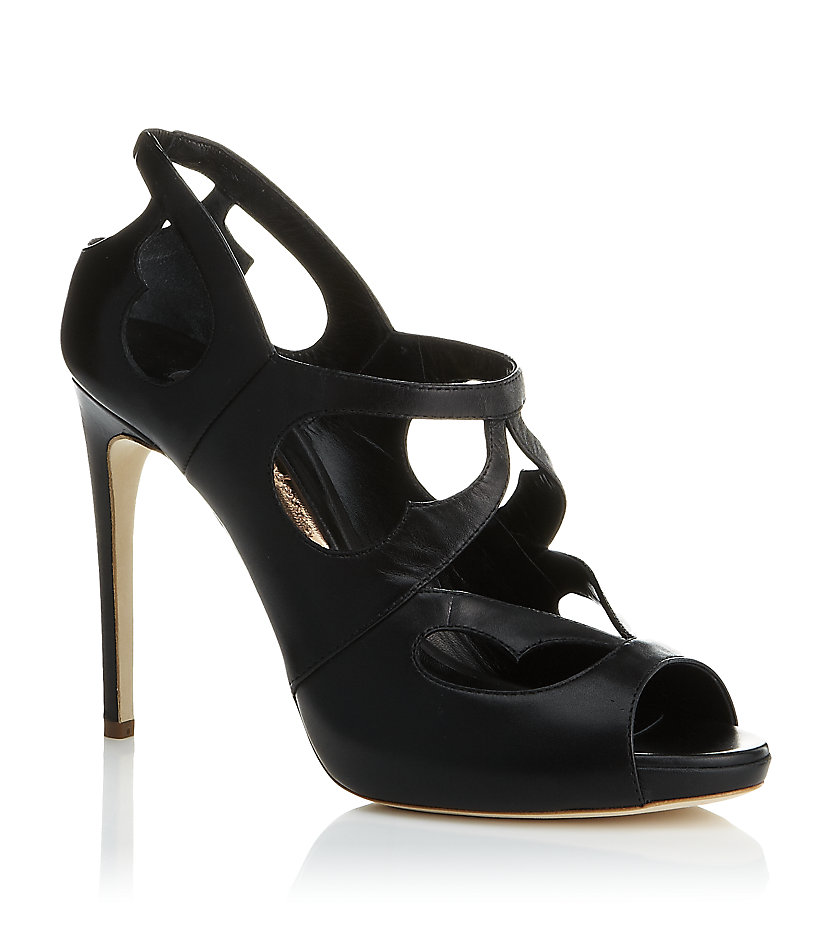 Rupert Sanderson Sandals (at harrods.com)